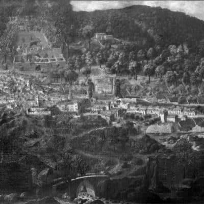 Vista de Béjar - Buonaventura Ligli