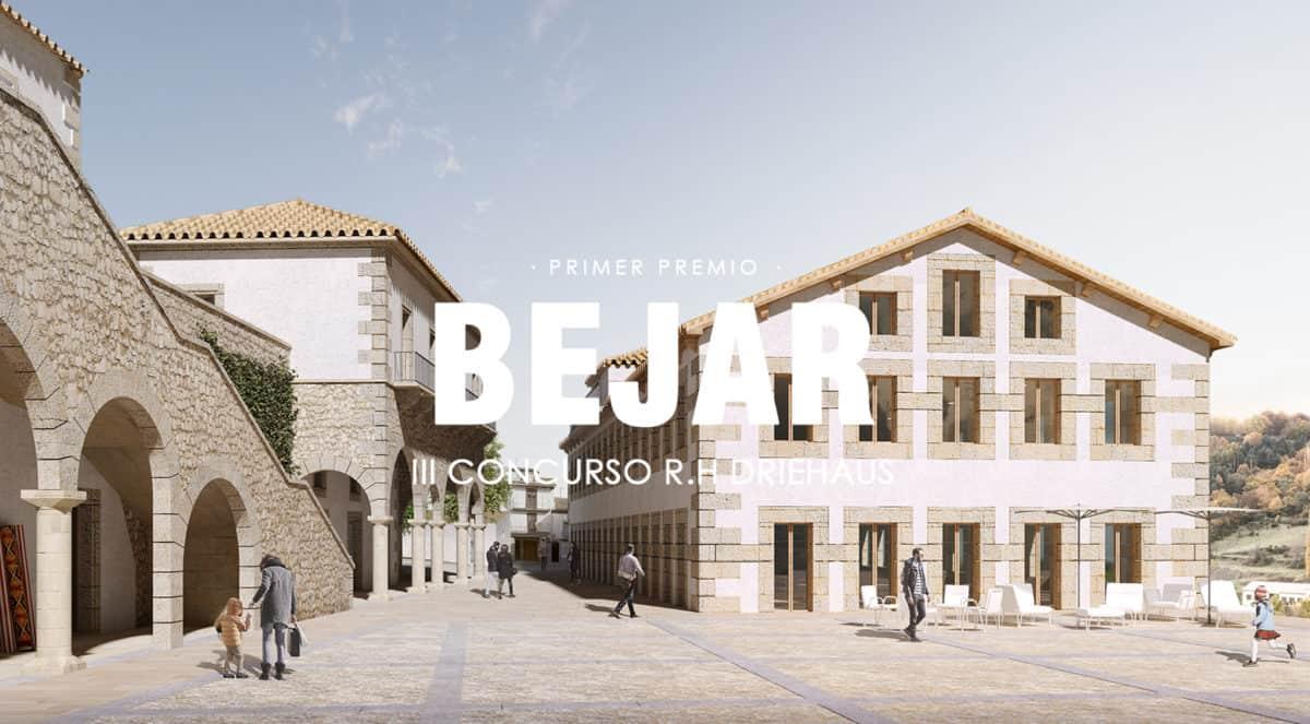 Jimenez & Linares Proyecto Bejar ante el espejo del concurso internacional Richard Driehaus