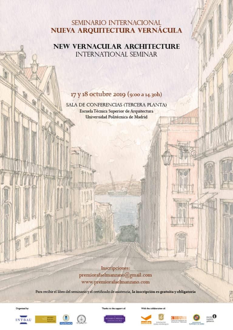 Seminario Internacional. Nueva Arquitectura Vernácula
