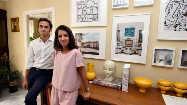 Abelardo Linares y Elena Jiménez - Entrevista La Razón
