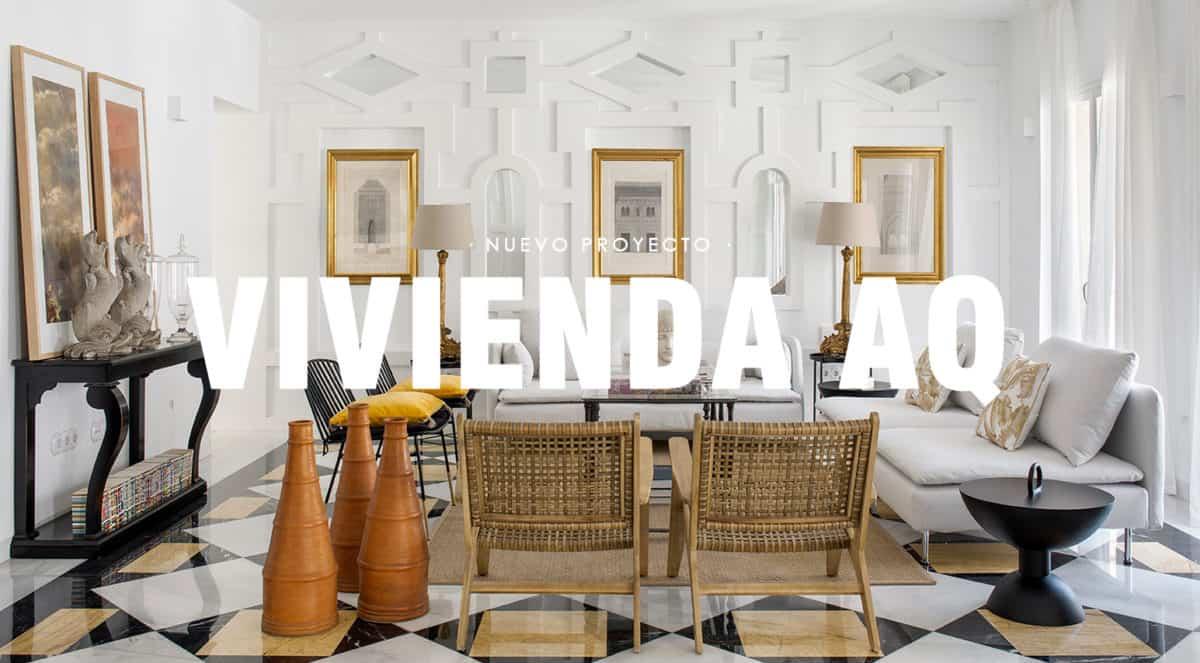 Jimenez & Linares Proyecto vivienda AQ reforma de apartamento en Sevilla