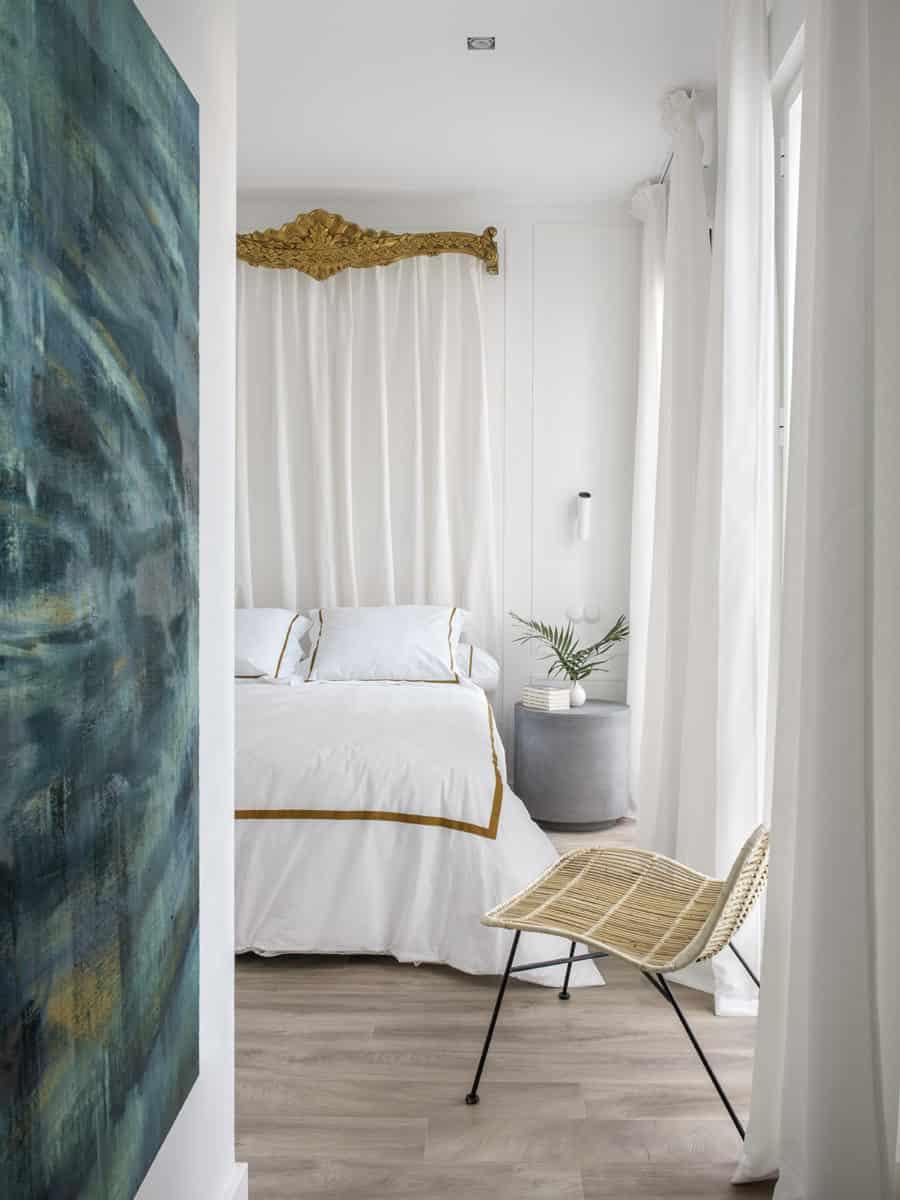 JIMENEZ&LINARES_VIVIENDA AQ_Imagen de la entrada al dormitorio