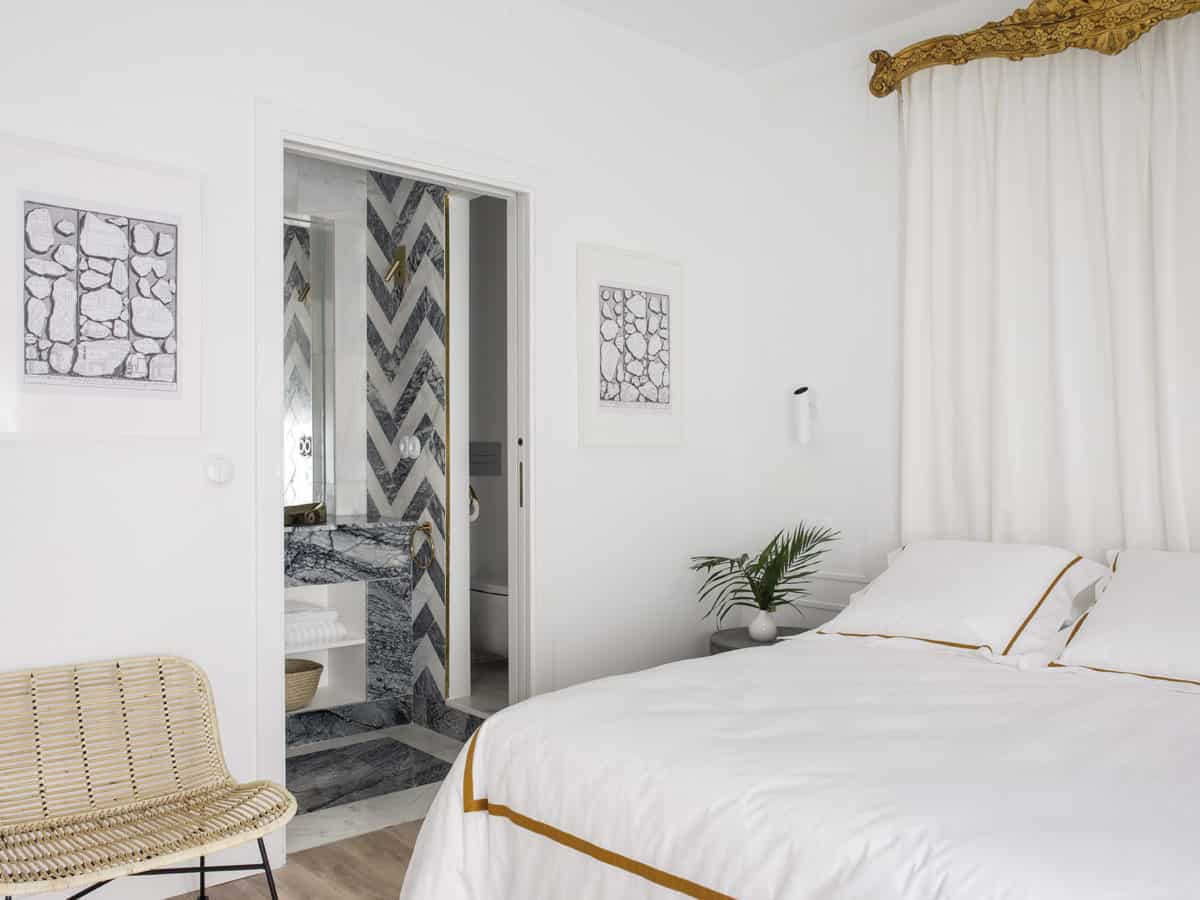 JIMENEZ&LINARES_VIVIENDA AQ_Imagen del dormitorio y el baño