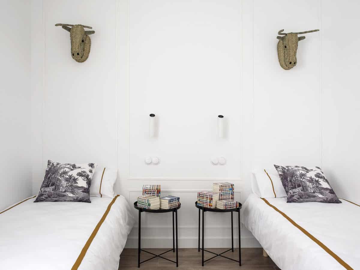 JIMENEZ&LINARES_VIVIENDA AQ_Imagen del dormitorio de niños