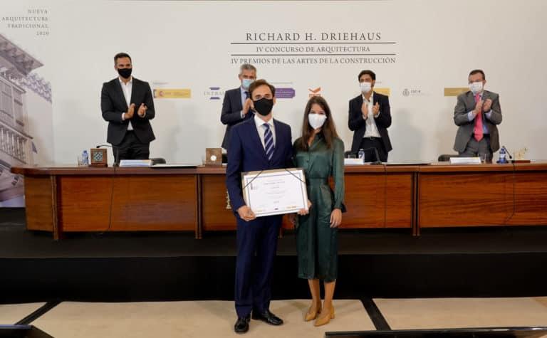 Entrega de premio del IV Concurso de Arquitectura R. H. Driehaus